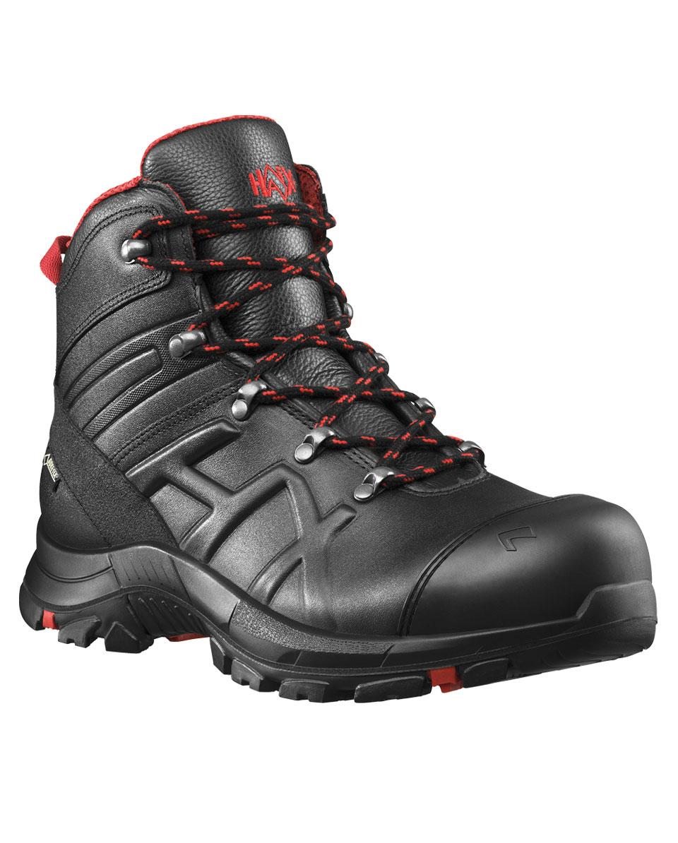 Eagle Safety sécurité HAIX Black Mid chaussures 54 de PZukiOX