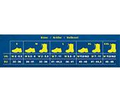 Chaînes pour brodequins Mount Track, XX73526