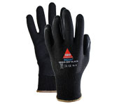 Gants de manutention Genua Grip Black