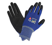 Gants de manutention Padua blue