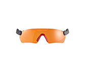 Lunettes de protection Protos Integral en version teintée orange