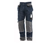 Pantalon ouvrier JOBMAN 2992 Navy Denim