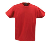 T-shirt JOBMAN 5264 rouge