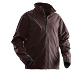 Veste softshell JOBMAN 1201 marron