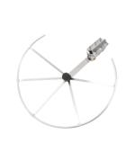 Protège-bordures et écorces pliable, Pour des têtes de fil jusqu'à au diamètre: 48 cm, XXERSK485