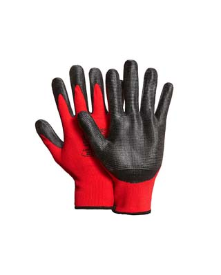 Gants Red Mamba